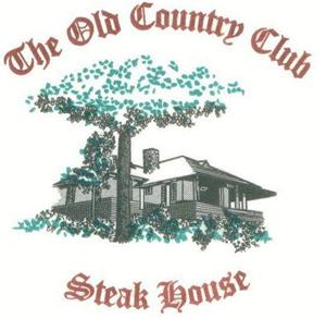 The Old Country Club Steakhouse logo