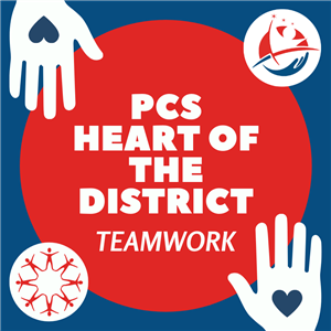 PCS Heart of the District - Teamwork